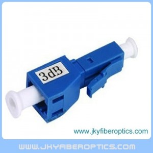 LC/PC-LC/PC Plug-type Attenuator,3dB