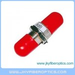 ST Fixed Fiber Attenuator,Adaptor Type,8dB