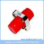 FC Fixed Fiber Attenuator,Adaptor Type,1dB
