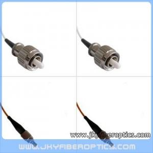 FC/PC to FC/PC Multimode Simplex Fiber Optic Patch Cord