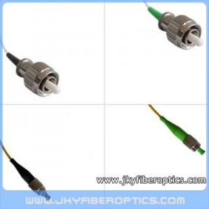 FC/UPC to FC/APC Singlemode Simplex Fiber Optic Patch Cord