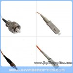 FC/PC to SC/PC Multimode Simplex Fiber Optic Patch Cord