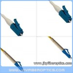 LC/UPC to LC/UPC Singlemode Simplex Fiber Optic Patch Cord