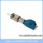 LC(F)-ST(M) Female to Male Fiber Hybrid Adaptor