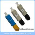 SC(M)Plastic-ST(F)Metal Fiber Hybrid Adaptor