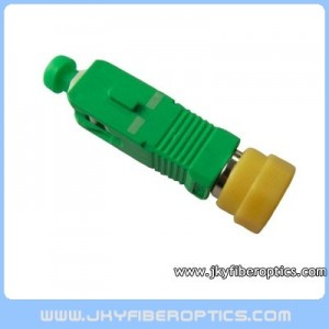 SC/APC(M)-FC/UPC(F) Male to Female Hybrid Adaptor