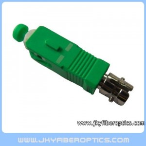 ST/PC(F)-SC/APC(M) Female to Male Hybrid Adaptor